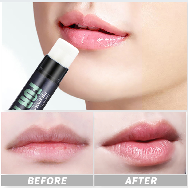 Hydrating Moisturizing Dry Chapped Lips Lipstick For Men Repairing The Cracked Lips Nourishing Skin E1 3