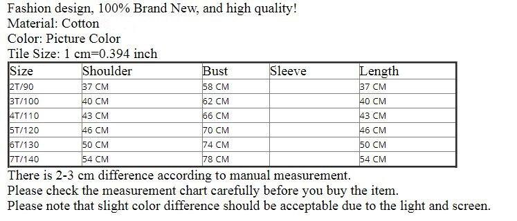 t-shirt size chart_副本