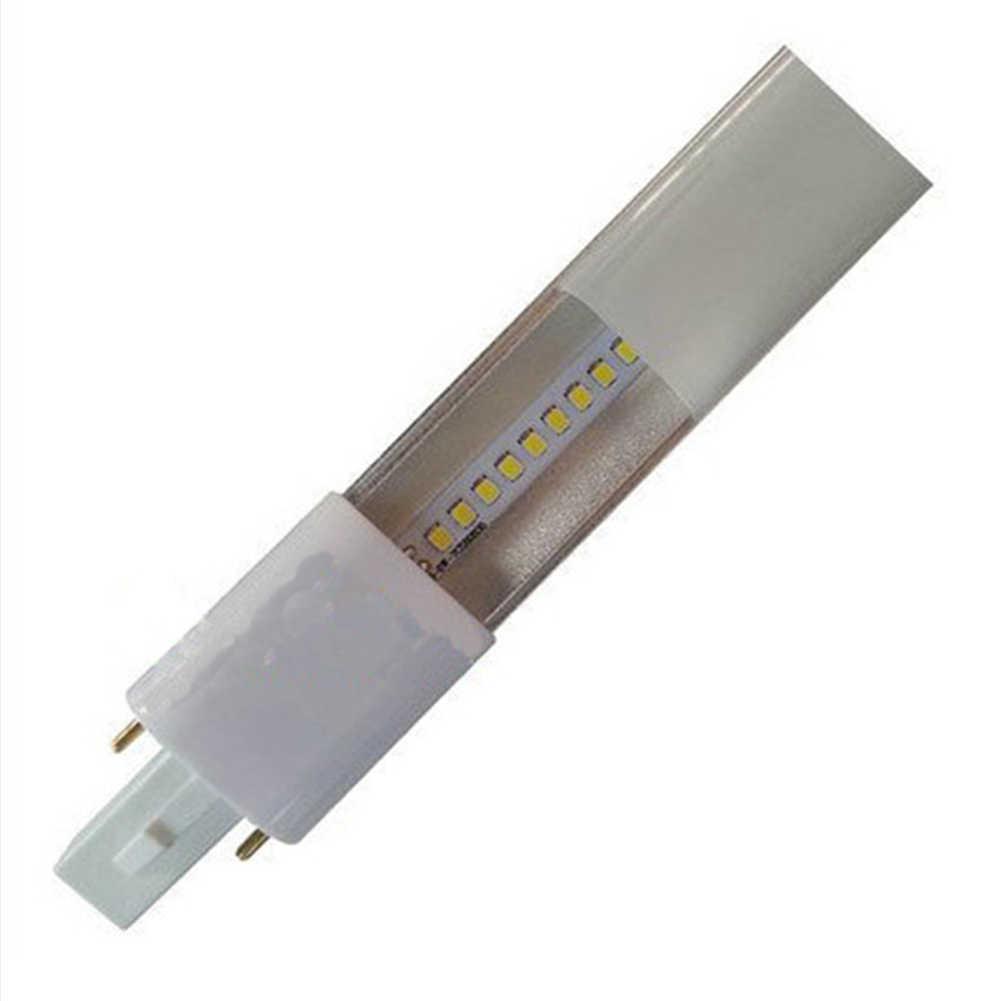 G23 4W 6W 8W LED הנורה קישוט החלפת צינור מנורת אלומיניום סגסוגת באנרגיה חיסכון AC85-265V בית סופר birght 2pin בסיס