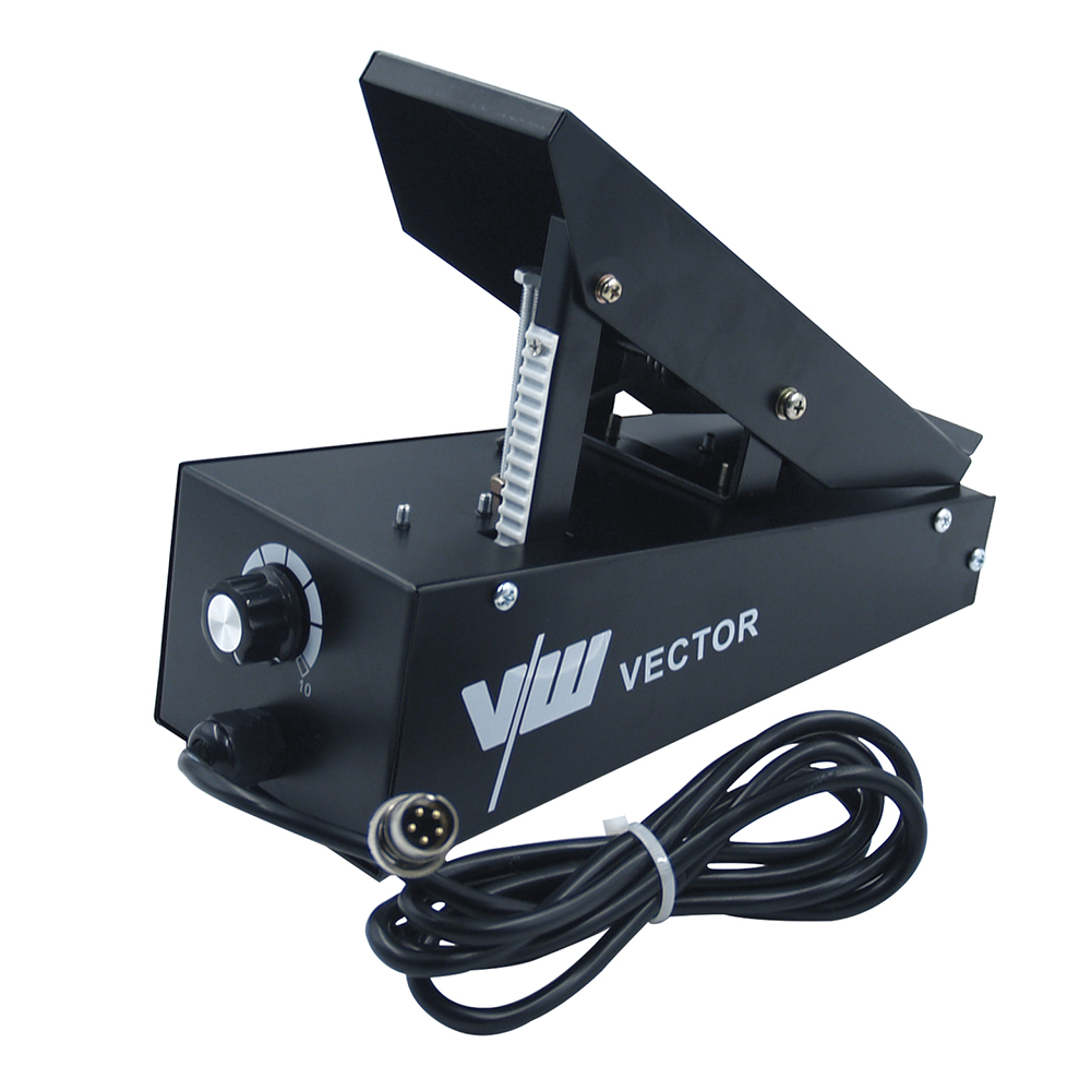 TIG Welding Machine Foot Pedal Remote Current Controller 5Pins Air Socket Female 2M Cable Wire For AC DC Pulse WSM Welders