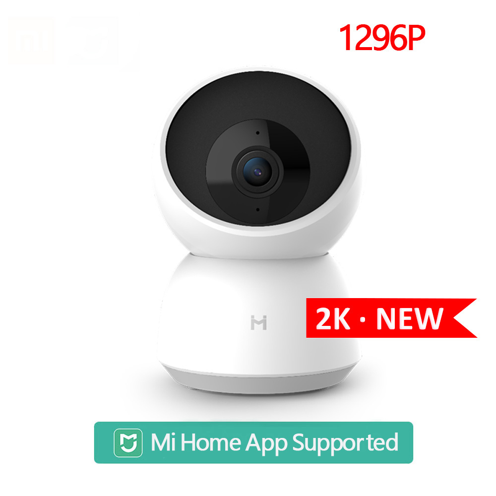 2020 Xiaomi New 2K  Smart Camera 1296P 360 Angle  HD Cam WIFI Infrared Night Vision Webcam Video Camera Baby Security Monitor
