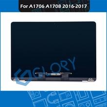 """حقيقية كاملة A1706 LCD عرض الجمعية لماك بوك برو الشبكية 13 """"A1708 LCD شاشة الجمعية استبدال 2016 2017"""