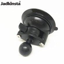 Jadkinsta 8cm Durchmesser Basis Twist Lock Auto Fenster Ball Halterung Saugnapf für Gopro Kamera Smartphone für Telefon 11 12