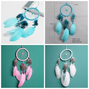 Handmade Mini dreamcatcher Dec