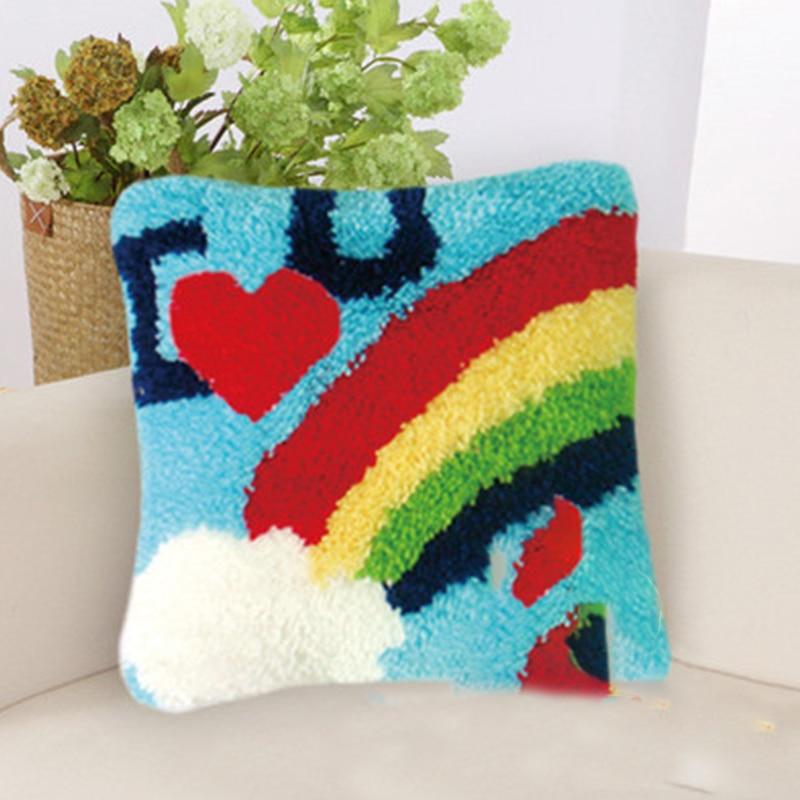 Latch Hook Rug Kits Carpet Embroidery