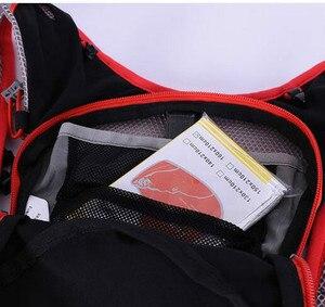 AONIJIE Мужской и Женский легкий рюкзак для бега жилет нейлоновая сумка для верховой езды марафон портативный сверхлегкий рюкзак для бега 5L