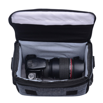 Camera Bag Digital SLR Student Photography Shoulder Bag Man  Ourdoor Travel Camera Protect Pack Wateproof with Pocket genuine lowepro pro runner 450 aw urban inspired photo camera bag digital slr laptop 17 backpack with raincover