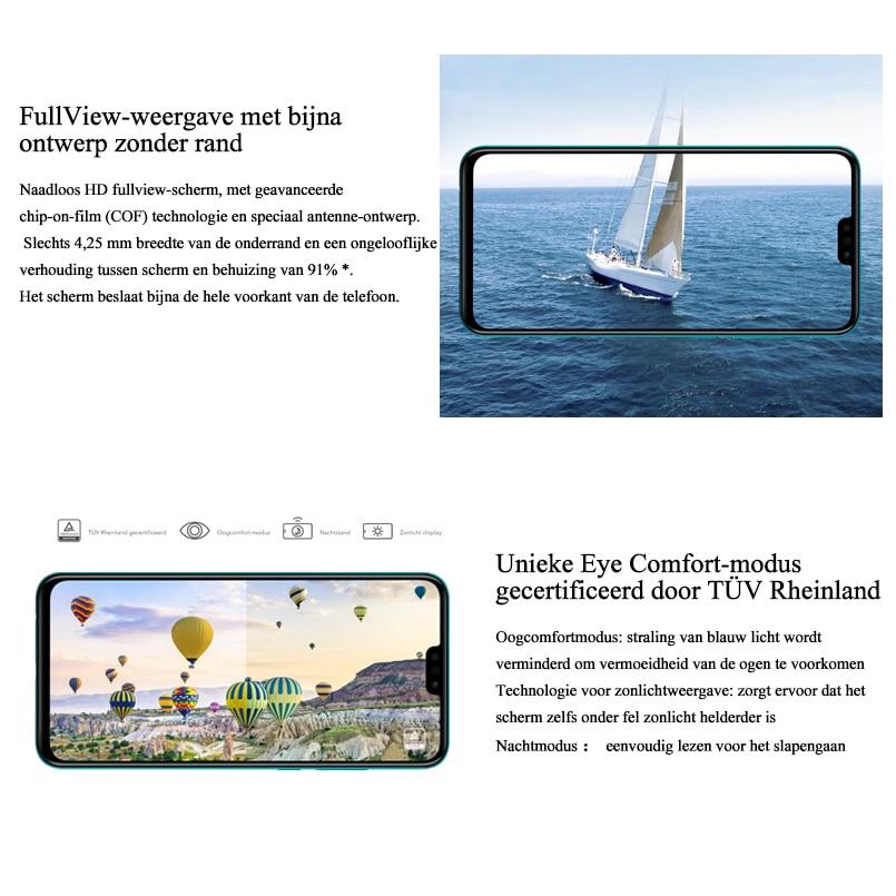 Global Version Honor 9X Lite Smartphone 4GB 128GB 48MP Camera 6.5 inch Full View Display 3750mAh NFC Google Play Mobile Phone