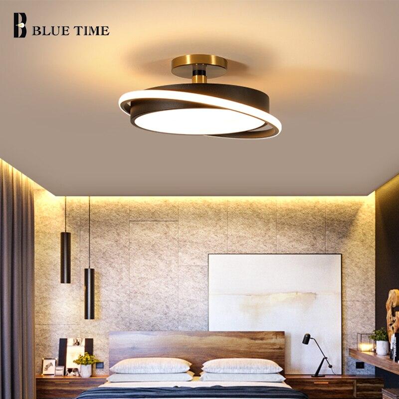 Modern LED Ceiling Light For Living Room Dining Room Bedroom Lighting Fixtures Aisle Light Hotel Decoration Indoor Ceiling Lamp