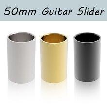 1 шт. Электрическая гитара струна слайд сталь палец трубка сустав длина 50 мм