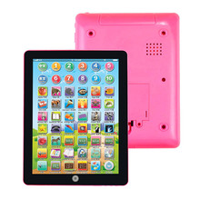 Toy Computer-Tablet Study-Machine Education Baby Kids Child Chinese-English-Learning