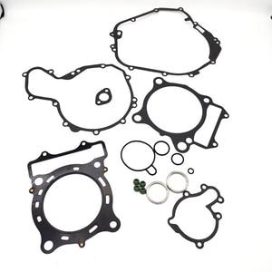 Image 5 - Motorrad Motor Teile Komplette Zylinder Dichtungen Kit für POLARIS PREDATOR 500 2003 2004