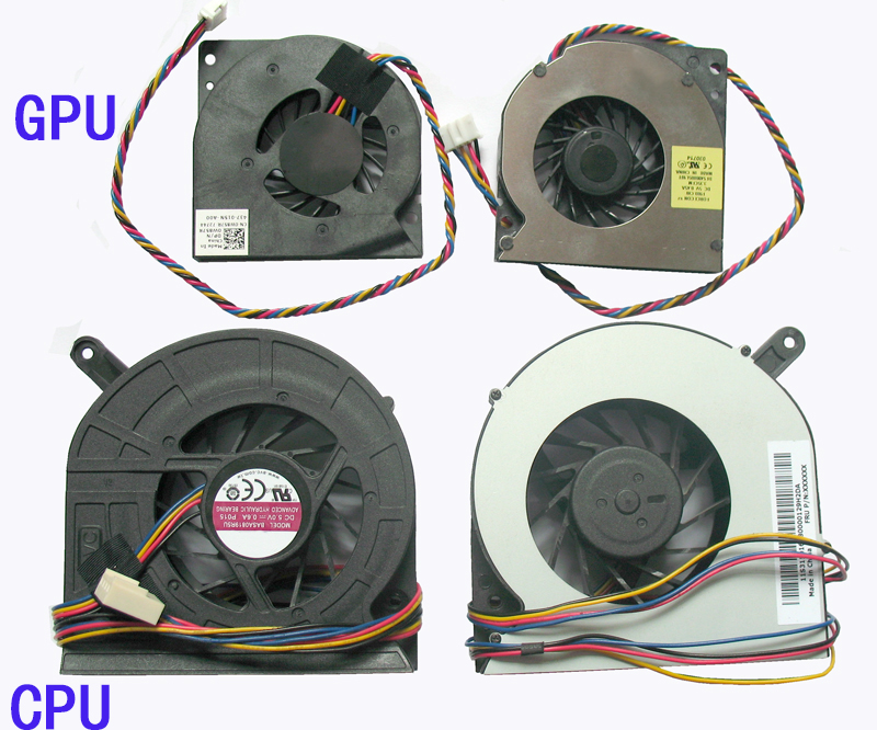 NEW CPU GPU FAN For <font><b>Lenovo</b></font> ThinkCentre A70Z CPU Cooling Fan 45K6322 S300 A7000 A700 <font><b>S750</b></font> Cooler A7100 W4600I B305 BASA0819R5U image