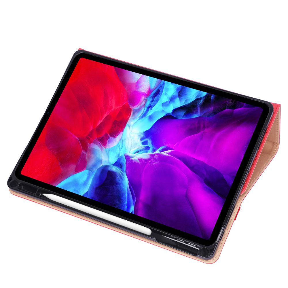 Business inch for Case Pro 12 Smart 12.9 9 Smart Funda Leather Case For Case 2020 iPad