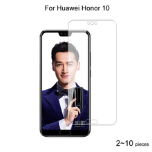 For Huawei Honor 10 Premium 2.5D 0.26mm Tempered Glass Screen Protector For