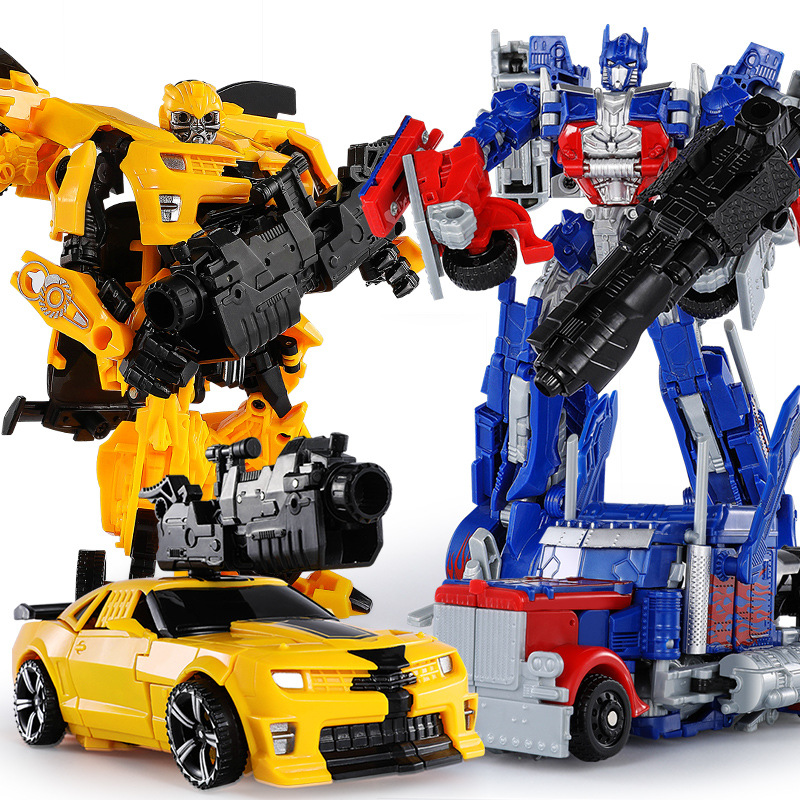 Transformation robotic car robot Toys dinosaur Collection Action Figure Gift Classic Deformation model Children Toys Gift