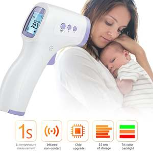 UX-A-01 Digital Baby body infrared thermometer for adult children forehead thermometer