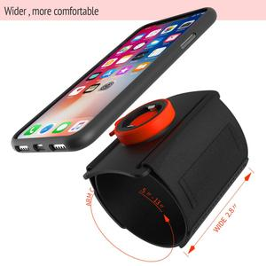 Image 3 - Phone Running Armband,Sport Exercise Armband with Quick Installation for iPhone 11 Pro Max/11 Pro/11/XR/XS Max/8/8 Plus/7/7 Plus