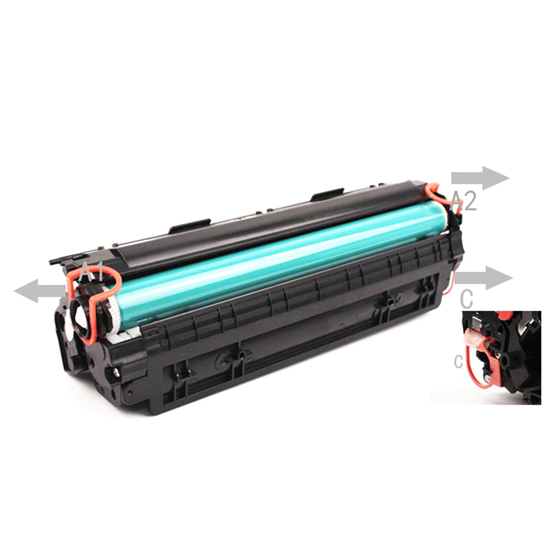 Image 3 - Ce278A Toner Cartridge for Hp Laserjet P1566 P1567 P1568 P1569 P1606 P1606Dn P1607Dn P1608Dn P1609Dn-in 3D Printer Parts & Accessories from Computer & Office