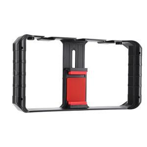 Image 5 - Ulanzi U Rig Pro Smartphone Video Rig 3 Hot Shoe Mounts Filmmaken Case Stabilizer Frame Stand Telefoon Beugel Voor iphone Andriod