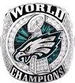 Мужское кольцо в стиле хип-хоп, Филадельфия Eagles