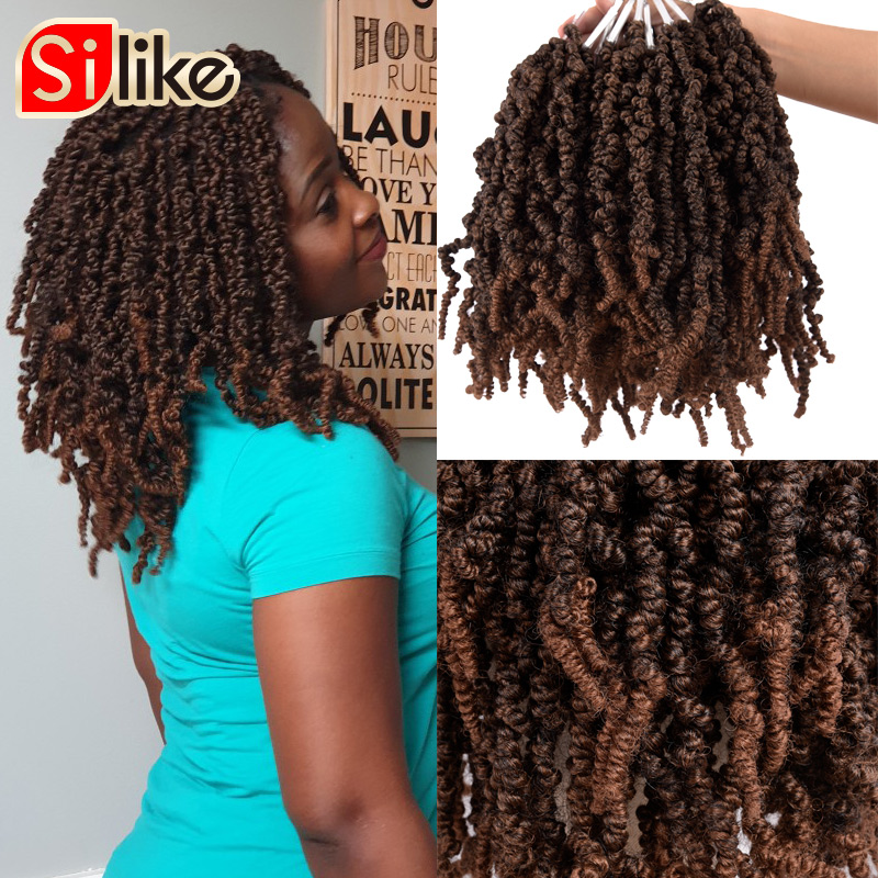 Synthetic Crochet Hair Extensions