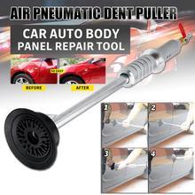 Luft Pneumatische Dent Puller Heavy Pneumatische Sag Reparatur Pull Hammer Auto Auto Körper Reparatur Saugnapf Slide Hammer Tool Kit