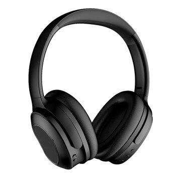 H001 Headphones ANC Active Noise CVC Call Noise Reduction HIFI 500MAh Wireless Bluetooth Headset