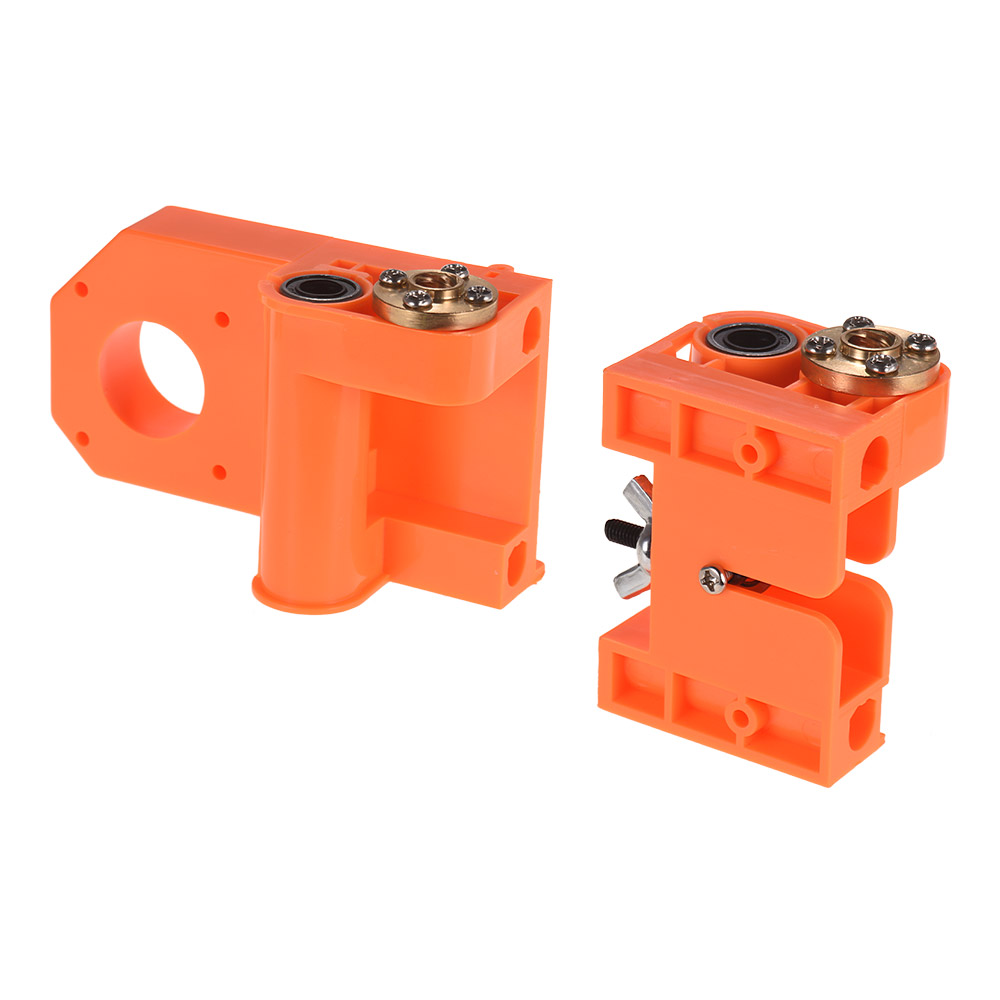 3D Printer Parts X-Axis End Plastic Injection Parts M8 Screws For A8/ P802