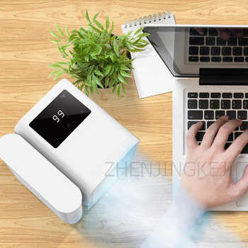 Micro Air Conditioner Small Electric Fan Home Air Cooler USB Desktop Air-conditioning Fan Cooling Tools Household Appliances 1