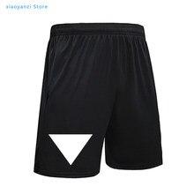 Triângulo impressão feminina praia calças casuais famale esportes shorts definir para senhora engraçado preto moletom hipster tamanho grande Pant503-428