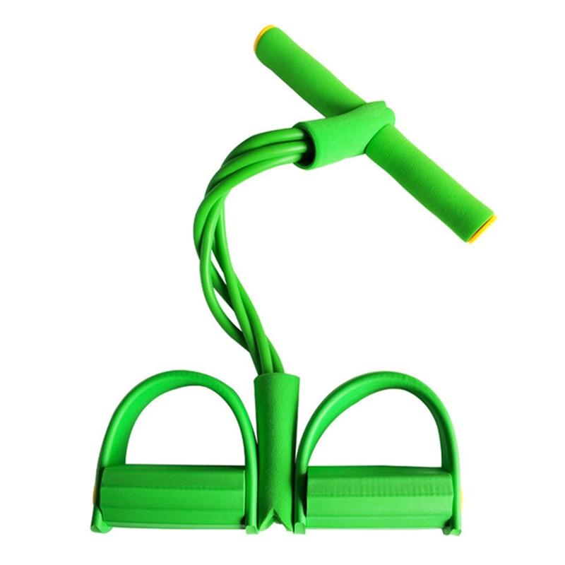 Frânghii elastice de tracțiune de rezistență exercițiu vâslitor - Fitness și culturism - Fotografie 6