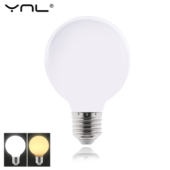 Big LED Bulb E27 110V 220V G80 G95 G125 Energy Saving Global Light Lampada Ampoule LED Light Bulb Cold White Warm White LED Lamp
