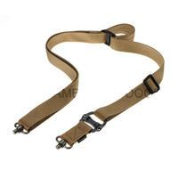 Tactical Rifle MS4 Sling Adjustable 2 Points Quick Detach QD Hunting Airsoft Nylon Gun Strap Belt Rope