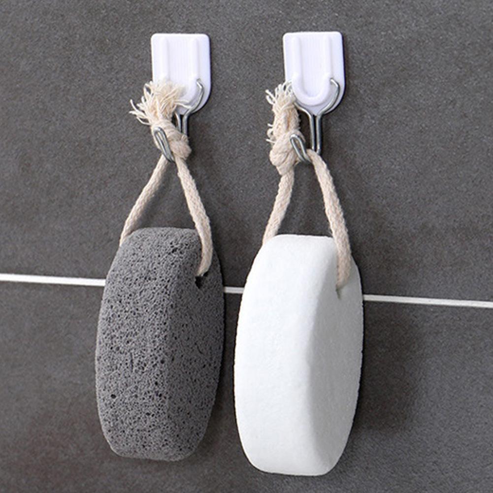 Ellipse Foot Clean Hard Skin Callus Remover Foot File Pedicure Tools Scrub Bath Pumice Stone Comfortable Foot Care Tool 1PCS