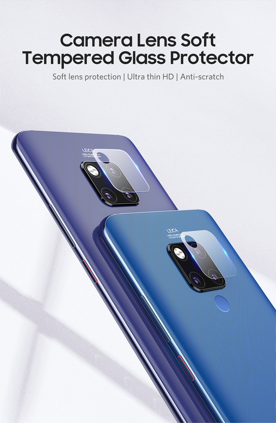 Benks 2PC KR Tempered Glass Back Camera Lens For Huawei Mate 20 Pro 20X Cover Screen Protector 0.15mm Ultra-thin Protective Film (1)