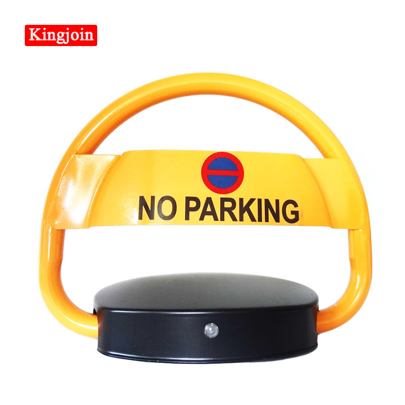 Outdoor Waterproof Remote Control VIP Parking Lot Guardrail Lock/parking Space Lock