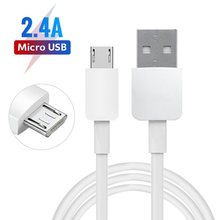 Micro Usb Charger Cable 2A Charging Cord Micro-usb Cabel Wire for Xiaomi Mi Max A2 Lite Redmi Note 5 6 Pro 6a 4x Note5 Lenovo K5(China)