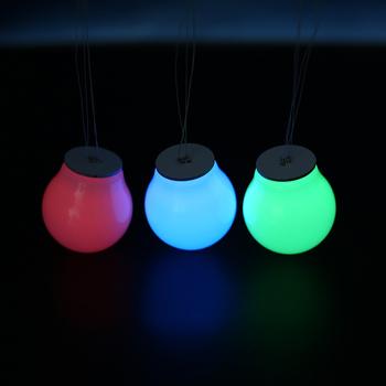 Zestaw DIY RGB migacz LED Gradient dekoracyjne światła modułu led pikseli led pikselowe diody led oświetlenie modulos led tanie i dobre opinie JEE-LITE Suspended colorful LED aurora exquisite chandelier triggers brilliant Automatic control Moduły led DC 5V 50mA