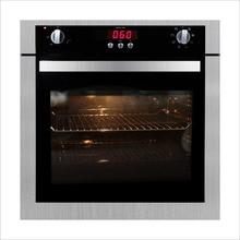 R012 новая печь с сенсорным экраном, домашняя встроенная электрическая печь, духовой шкаф на гриле с вращающейся вилкой