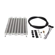 Condensatore del tubo del radiatore del radiatore della trasmissione del condizionatore daria dellautomobile del convertitore del sistema di raffreddamento professionale della lega di alluminio del tubo flessibile