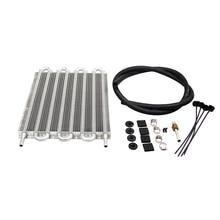 Slang Aluminiumlegering Professionele Koelsysteem Converter Auto Airconditioner Transmissie Koeler Radiator Buis Condensor
