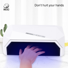 Nail-Lamp Powerful-Dryer Curing Uv Led Double-Hands Big 72w for with Time-Setting Auto-Sensor
