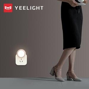 Image 3 - Yeelight مصباح ليلي led التعريفي ، إصدار إضافي ، مصباح سرير ، لغرفة نوم الأطفال ، الممر ، أحدث إصدار