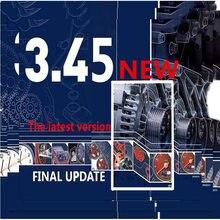 自動   データ 3.45 バージョンとインストールビデオガイドとリモート送料オート データインストールソフトウェアの最新バージョン