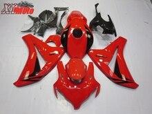 Motorcycle Fairing Kit For Honda CBR1000RR 2008-2011 Injection ABS Plastic Fairings CBR 1000RR 08-11 Gloss Red Bodyworks