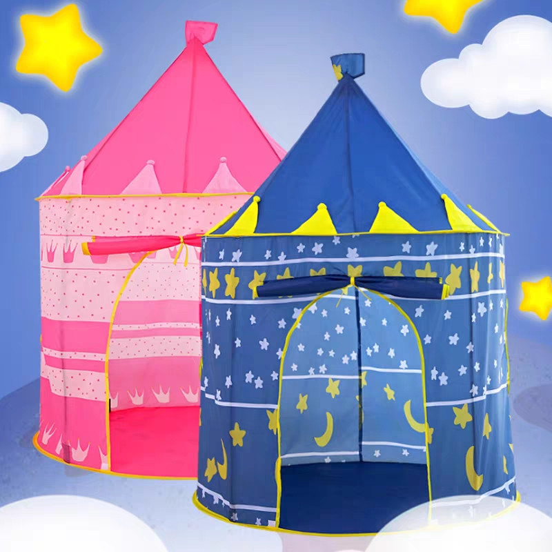 Portable jouer enfants tente balle piscine tente garçon fille princesse château intérieur extérieur bébé jouer tentes maison pliant jouets pour enfants
