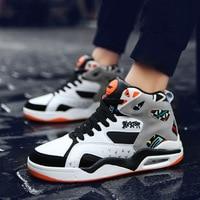 Men Air More Basketball sho Jordan shoes tenis masculino adulto Outdoor Sport Shoes Basketball Shoes kyrie 4 basket homme