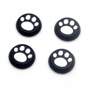 Image 4 - 2pcs/lot Silicone ThumbStick Grips Caps Gamepad Joystick Button Cover Case for Sony PS4 /PS3 for XBOX One 360 Controller