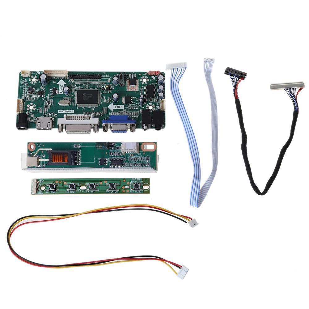 1Set For 30Pin LTn154X3-L01/L01H 1280X800 Panel Screen Display Lcd Control Board